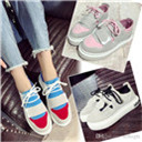 Feminino Korean Ladies Casual Shoes
