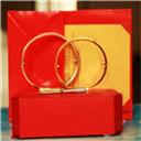 Titanium Steel Love Bracelets