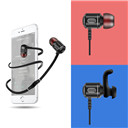 S8 Metal Wireless Stereo Bluetooth Earphones