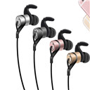 D9 Sports Wireless Bluetooth Earphone Anti-sweat Metal Headse