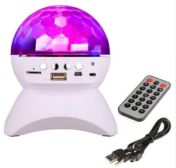 LED Speaker  Ball