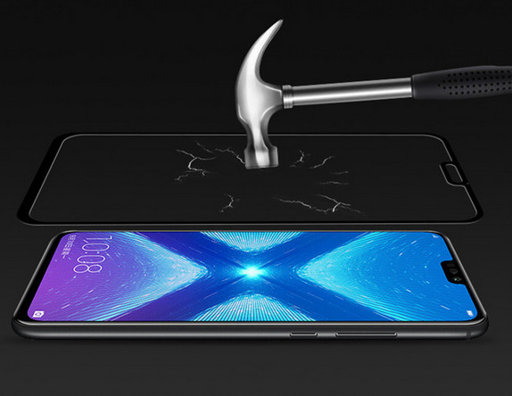 Protector film for honour 8X