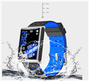 CK02 Smart Watch Men Blood Pressure Heart Rate