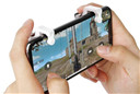 cell phone game controller