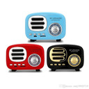 HiFi Retro Wireless Bluetooth Speakers BT02
