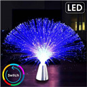 Multicolor LED Fiber Optic Light Night