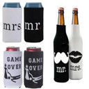 Wedding Favor Holders Can Cooler Sleeve Holder