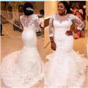 African Plus Size Wedding Dresses