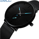 Crrju Fashion Mens Watches