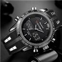 Luxury Brand Watches Men Waterproof LED Digital Quartz Watches