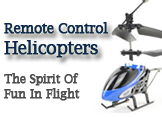 RC Helicopters Sales, The Spirit Of Fun In Flight