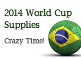 2014 World Cup Related Products. Crazy Times!