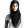New style muslim headscarves and hijabs