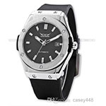 Automatic Mechanical Silicon Sports Mens Watches