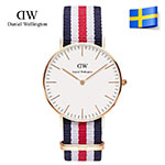 Daniel Wellington Watches  Military Quartz Wristwatch