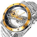 Skeleton Business Men's Automatic Mechanical Watch