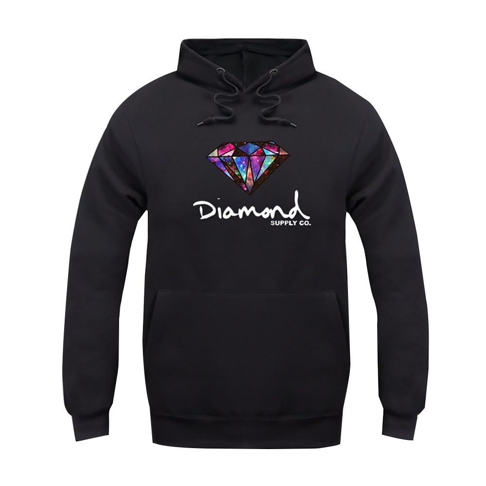 Diamond supply co men hoodie