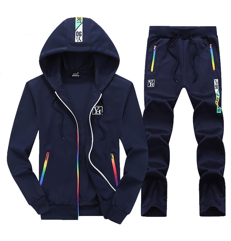 Tracksuit Two Piece Set