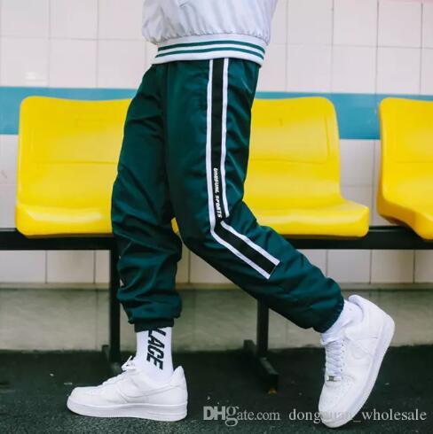 Men's Casual Pants Fashion Design
