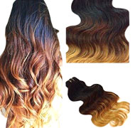 Ombre Virgin Remy Hair