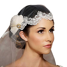Diamond Bridal Headdress