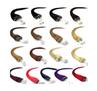 Micro Ring Loop Beads Remy Human Hair Extensions
