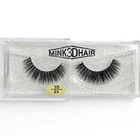 3D Mink False Eyelash