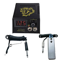 Tattoo Power Supplies