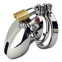 Stainless Steel Chastity Belt