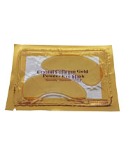 Gold Powder Eye Mask