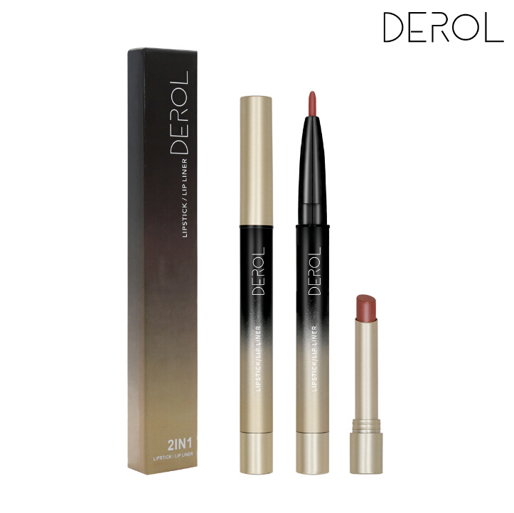 velvet and matte lipstick Lip liner set