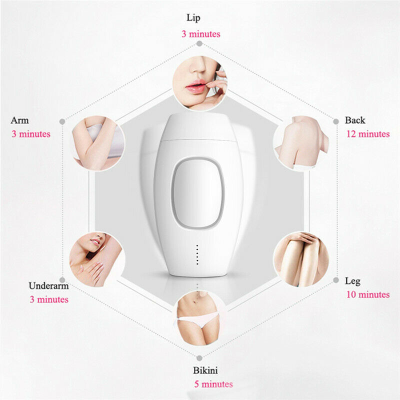 Laser Hair Removal Epilator