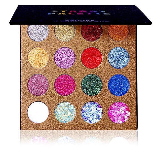 UCANBE Pro Glitter Eyeshadow Palette