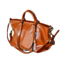 women genuine leather handbag