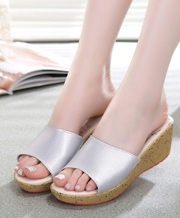 Summer Wedges Slippers