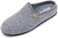 Men's Italian Wool Felt Slippers