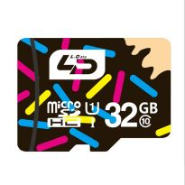 50pcs lot ld micro sd card 16gb 32gb 64gb