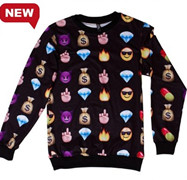 Emoji-theme Apparel