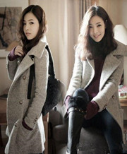 Women's Wool-blend Coats