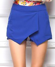 Asymmetric Short Skirts