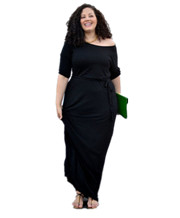 Plus Size Off Shoulder Dresses
