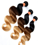 Ombre Body Wave Hair Weft