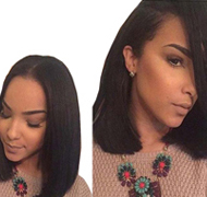Short Brazilian Hair Wigs