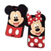 Mickey Minnie Handyhülle für iPhone 7 5 5S 6 6s 6plus 7 Plus