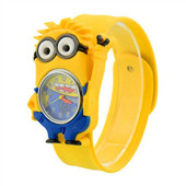 Despicable Me Klaps-Uhr