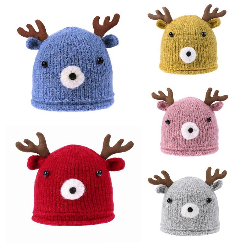 Newborn Baby Fashion Christmas Hats