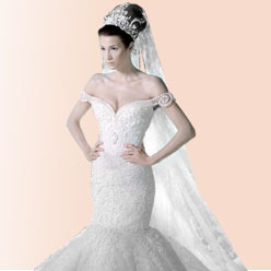 backless off shoulder bridal gowns deals