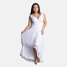 plus size bridal gowns deals