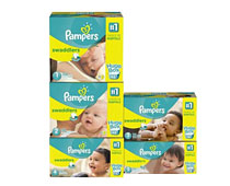 Pampers Swaddlers Diapers�