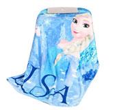 Frozen Elsa & Anna Blankets